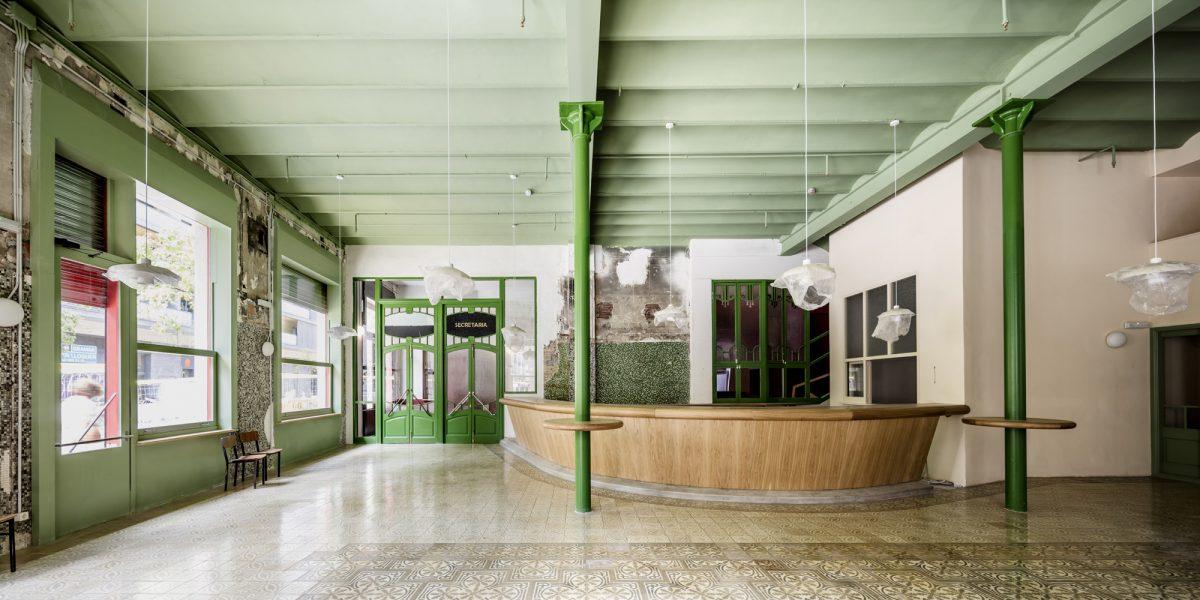 Premi Ciutat de Barcelona d'Arquitectura a la Sala Beckett