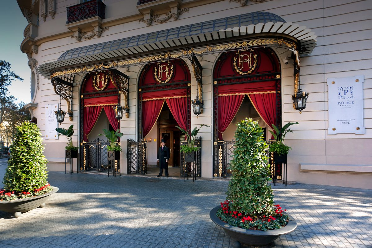 Video de las actuaciones llevadas a cabo en la reforma de la producción de calefacción y ACS del Hotel El Palace Barcelona