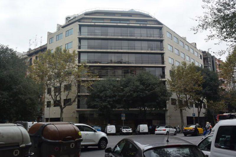 Sede central Departament de Treball