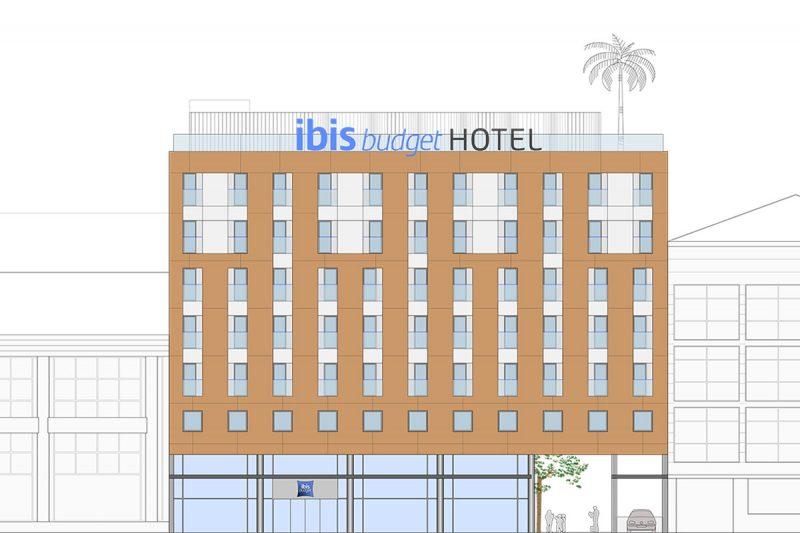 Hotel Ibis Budget 22@