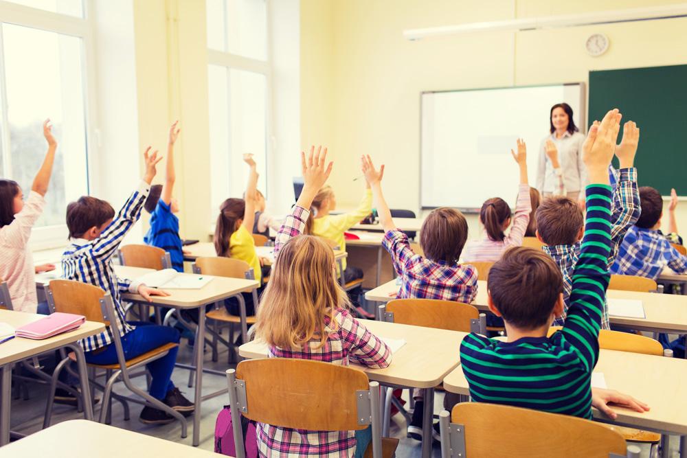 Ventilación en centros escolares
